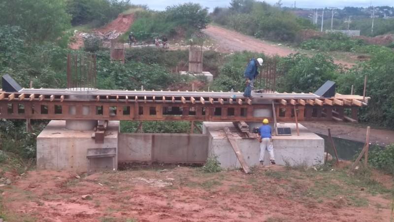 Resultado de imagem para ponte avenida dos municípios